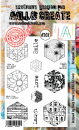 AALL and Create Clear A6 Stamp Set #208
